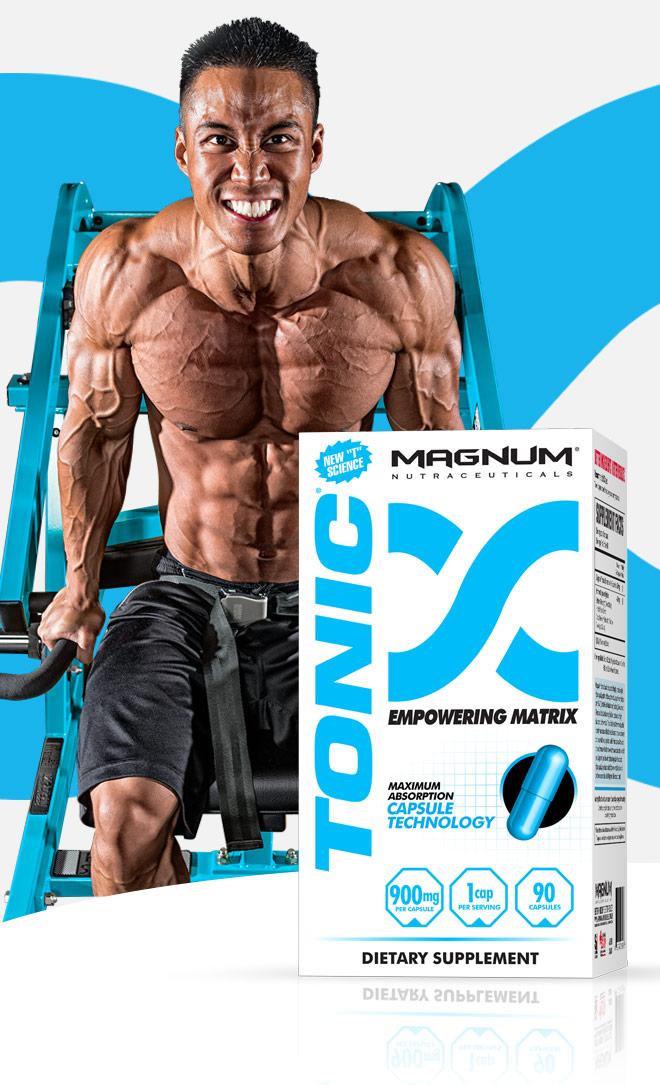 Magnum Nutraceuticals Tonic Empowering Matrix Dietary Supplement - 90 Capsules.
