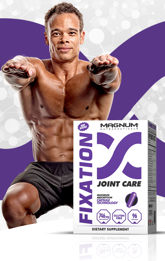 Magnum Nutraceuticals Fixation Joint Care