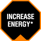 Increase Energy*