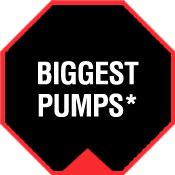 Biggest Pumps*