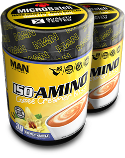 MAN Iso-Amino Coffee Creamer