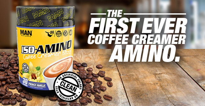 The First Ever Coffee Creamer Amino.