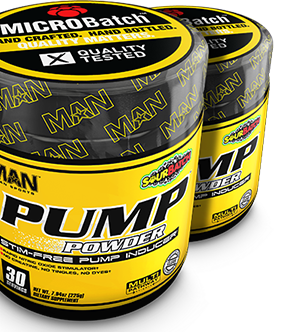 MAN Pump Powder