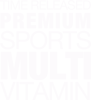 Time Released Premium Sports Multi Vitamin
