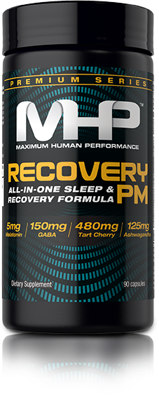 MHP. Maximum Human Performance. Reckless. The New Class of Pre-Workout.