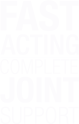 Fast Acting Complete Joint Support - MHP Releve Joint Complex