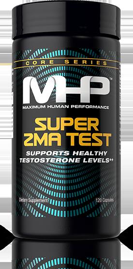 MHP. Maximum Human Performance. Super Premium Whey Protein Plus.
