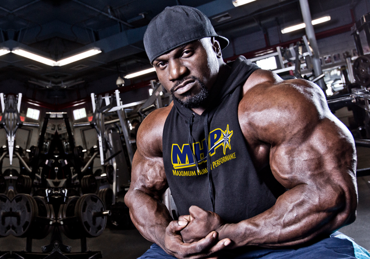 Akim Williams IFBB Pro class=
