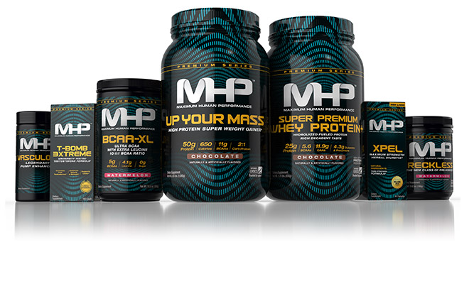 MHP Product Lineup.