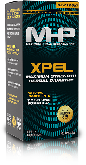 MHP Xpel. Maximum Strength Herbal Diuretic