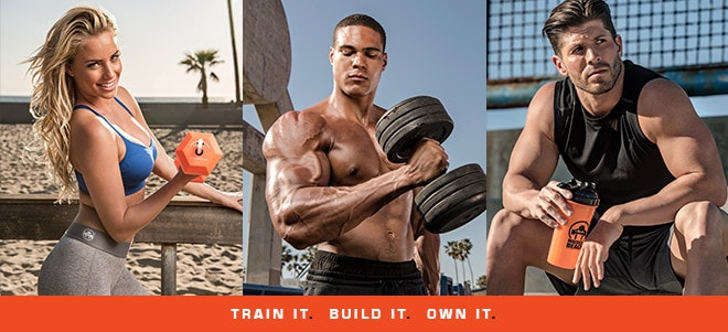 Train It. Build It. Own It.