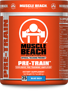 Muscle Beach Pre-Train