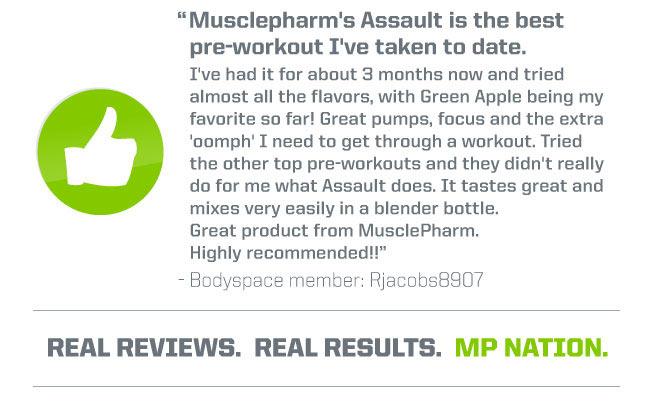 Real Reviews. Real Results. MP Nation.