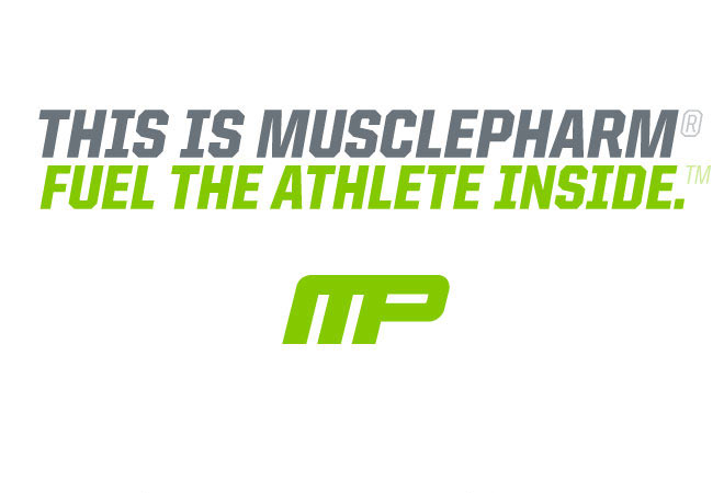This Is MusclePharm. Fuel The Athlete Inside.