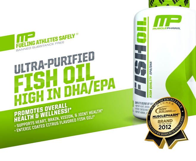 Muscle pharm fish oil 90caps otros body protein for Top fish oil brands