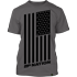 MP Nation Tee Grey Front