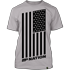MP Nation Tee Light Grey Front