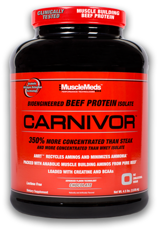 MuscleMeds Carnivor at Bodybuilding.com: Best Prices for
