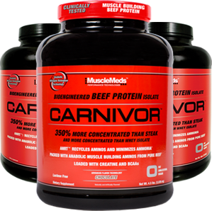 MuscleMeds Carnivor at Bodybuilding.com: Best Prices for