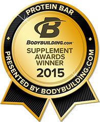 2015 Supplement Awards Winner: Protein Bar.