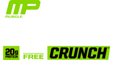 MusclePharm. Combat Crunch Bars. Gluten Free. 20g Protein.