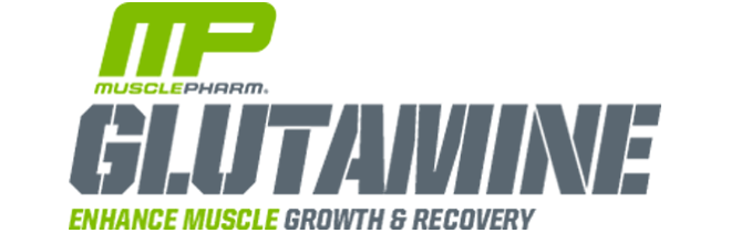 MusclePharm Glutamine. Enhance Muscle Growth and Recovery