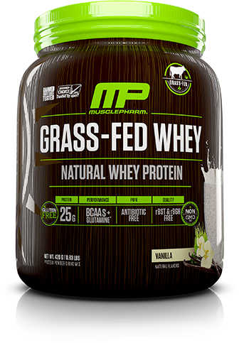 MP organic protein bottle image