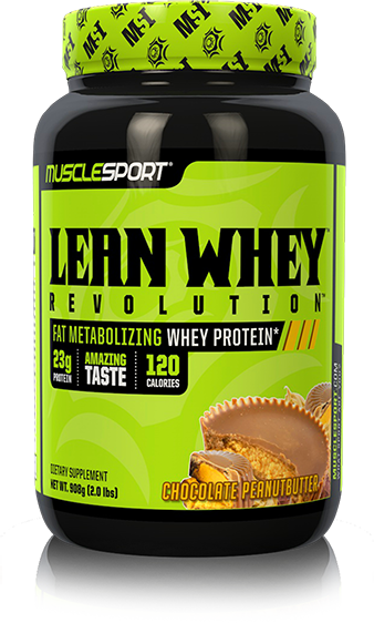 MuscleSport International Lean Whey Revolution at
