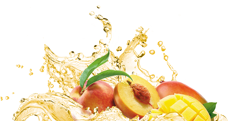 Peach Mango Splash Image