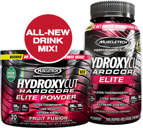 Hydroxycut Bottle Image