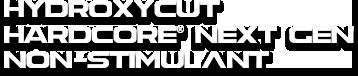 MuscleTech Hydroxycut Hardcore Next Gen Non-Stim