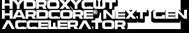 MuscleTech Hydroxycut Hardcore Next Gen Accelerator