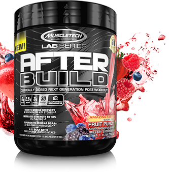MuscleTech Lab Series After Build at Bodybuilding.com