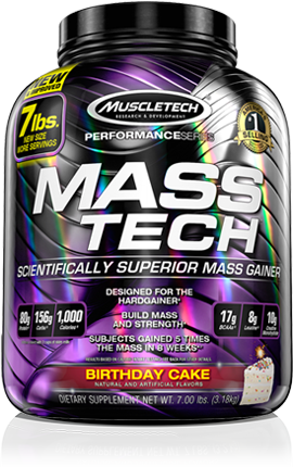 Muscle Tech Bottle Image