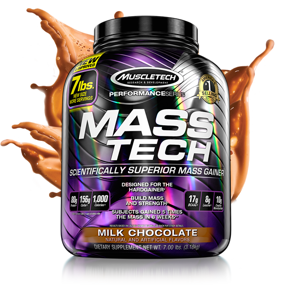 Muscletech Mass-Tech - Scientifically Superior Mass Gainer