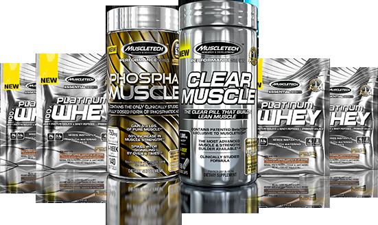 Muscletech Hardcore Muskelaufbau Stack Review