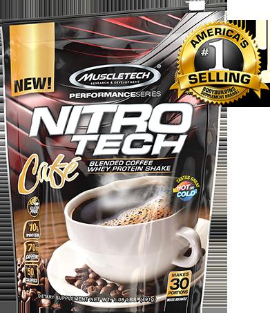 Nitro Tech bottle