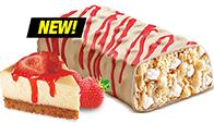 Strawberry Cheesecake Bar