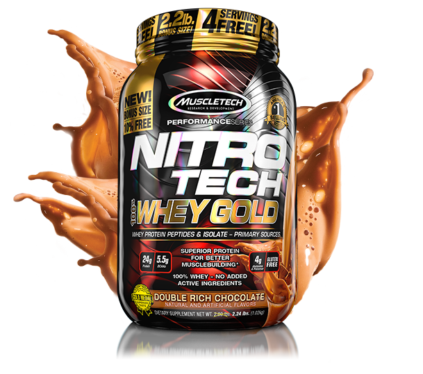 Nitro Tech bottle