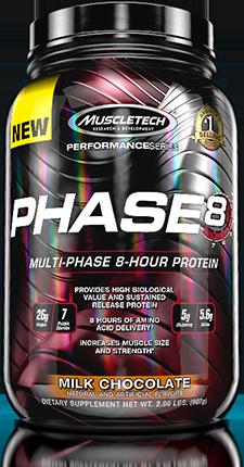MuscleTech Phase8. MuscleTech Phase8. Muscletech Research and Development 3197c03cf
