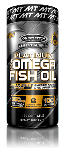 Platinum 100% Fish Oil