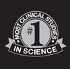 #1 Most Clinical Studies in Science.