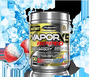 VaporX5 Ripped