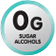 0g Sugar Alcohols