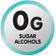 0g Sugar Alcohols