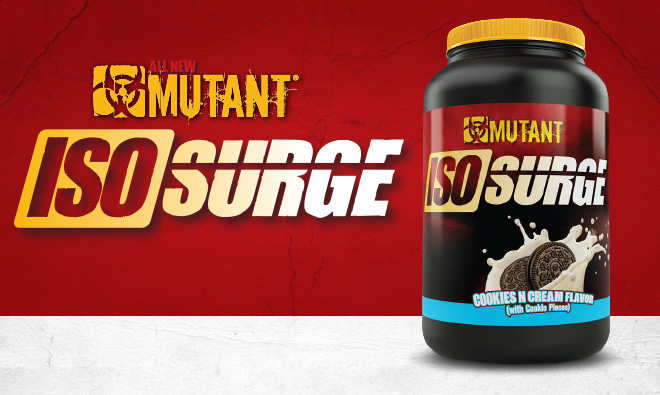 All New Mutant Iso Surge