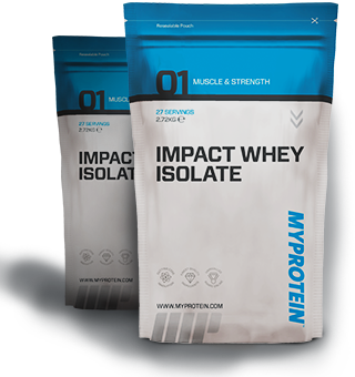 impact whey isolate by myprotein at. Black Bedroom Furniture Sets. Home Design Ideas