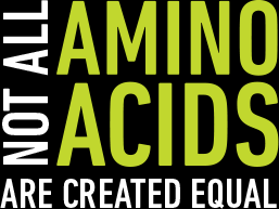 Not All Amino Acids Are Created Equal