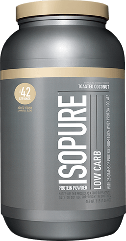 Toasted Coconut Isopure