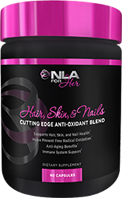 NLA For Her Healthy Hair, Skin, & Nails